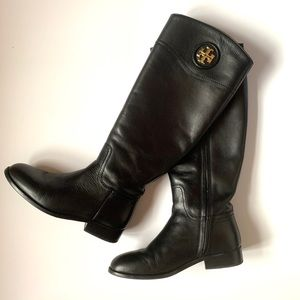 Tory Burch Riding Boots, PRICE IS FIRM